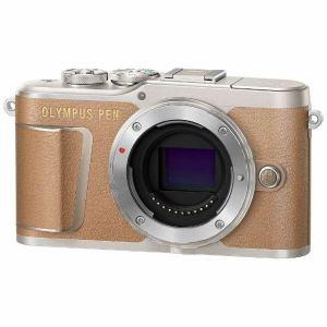 オリンパス EPL9-BODY-BRW デジタル一眼カメラ「OLYMPUS PEN E-PL9」 ボディ ブラウン