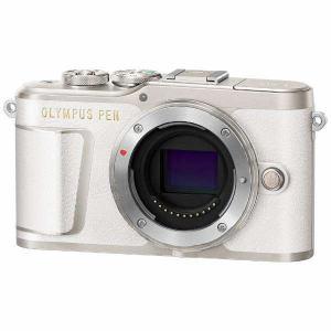 オリンパス EPL9-BODY-WHT デジタル一眼カメラ「OLYMPUS PEN E-PL9」 ボディ ホワイト