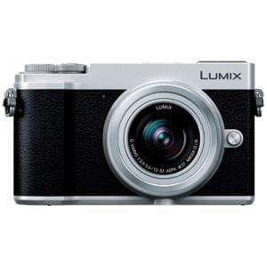 パナソニック DC-GX7MK3K-S デジタル一眼カメラ「LUMIX GX7 MarkIII」標準ズームレンズキット シルバー