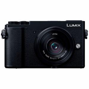 パナソニック DC-GX7MK3L-K デジタル一眼カメラ「LUMIX GX7 MarkIII」単焦点ライカDGレンズキット ブラック