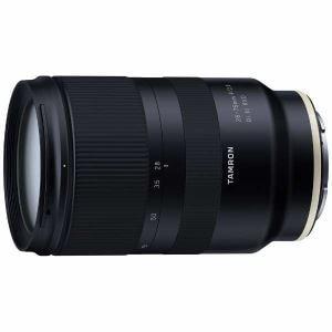 タムロン 交換用レンズ 28-75mm F/2.8 Di III RXD ソニーEマウント用(Model A036)