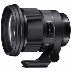 シグマ 交換用レンズ 105mm F1.4 DG HSM Art ソニーEマウント用
