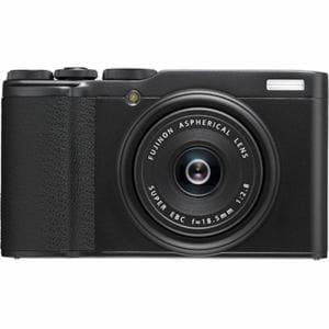 富士フイルム XF10-B コンパクトデジタルカメラ ブラック