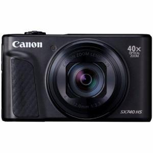 キヤノン PSSX740HSBK コンパクトデジタルカメラ PowerShot(パワーショット) SX740 HS(ブラック)