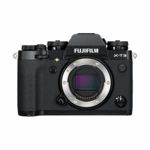 富士フイルム FX-T3-B ミラーレス一眼カメラ 「FUJIFILM X-T3」 ボディ ブラック