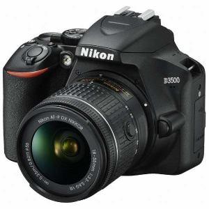 ニコン D3500-L1855KIT デジタル一眼レフカメラ「D3500」18-55 VR レンズキット