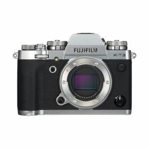 富士フイルム FX-T3-S ミラーレス一眼カメラ 「FUJIFILM X-T3」 ボディ シルバー