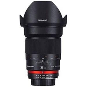SAMYANG 交換レンズ 35mmF1.4 AS UMC フルサイズ対応【ペンタックスKマウント】
