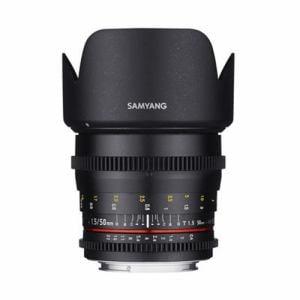 SAMYANG 50mm T1.5 VDSLR AS UMC ペンタックスK用