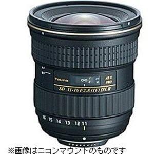 トキナー AT-X 116 PRO DX II (ソニーAマウント/APS-C)