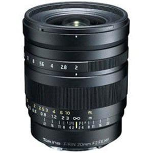トキナー 交換レンズ FiRIN 20mm F2 FE MF【ソニーEマウント】