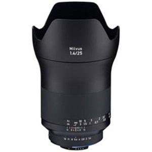 コシナ 交換レンズ MILVUS(ミルバス) 1.4/25 ZF.2(CPU付きニコンAi-sマウント)【ニコンFマウント】
