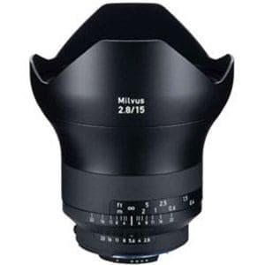 コシナ 交換レンズ MILVUS(ミルバス) 2.8/15 ZF.2(CPU付きニコンAi-sマウント)【ニコンFマウント】