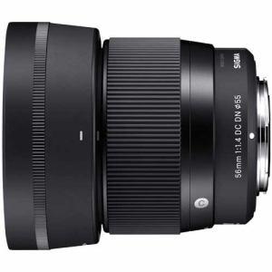シグマ 56mm F1.4 DC DN Contemporary 交換レンズ ソニー Eマウント用