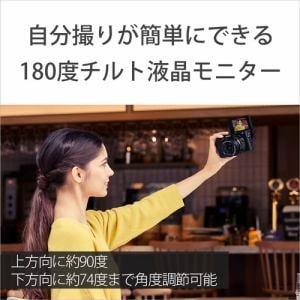 ソニー ILCE-6400B デジタル一眼カメラ ボディ ブラック