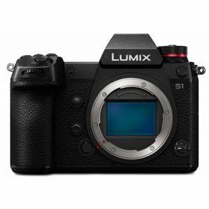 パナソニック DC-S1-K ミラーレス一眼カメラ 「LUMIX S1」 ボディ ブラック