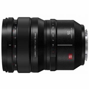 パナソニック S-X50 LUMIX S PRO 50mm F1.4 ライカLマウント