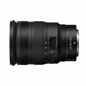 ニコン NIKKOR Z 24-70mm F2.8 S 交換用レンズ NIKKOR Z