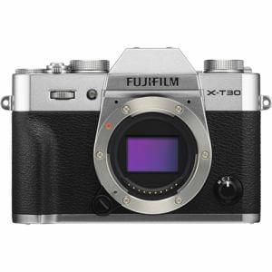 富士フイルム FUJIFILM X-T30 ミラーレス一眼カメラ ボディ シルバー