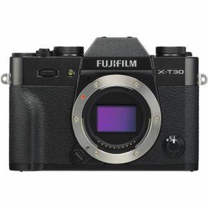 富士フイルム FUJIFILM X-T30 ミラーレス一眼カメラ ボディ ブラック