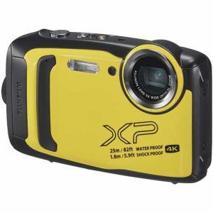 富士フイルム FFX-XP140Y XP140 コンパクトデジタルカメラ FinePix(ファインピックス) イエロー