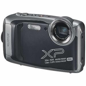 富士フイルム FFX-XP140DS XP140 コンパクトデジタルカメラ FinePix(ファインピックス) ダークシルバー