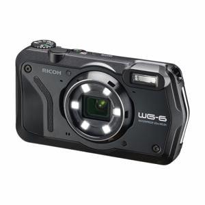 リコー WG-6 コンパクトデジタルカメラ ブラック
