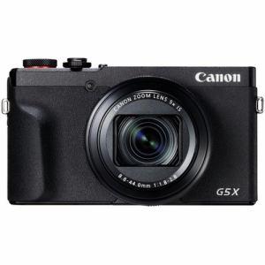 キヤノン PSG5X MARKII デジタルカメラ PowerShot G5 X Mark II PowerShot  ブラック