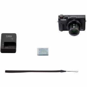 キヤノン PSG7X MARKIIIBK デジタルカメラ PowerShot G7 X Mark III (BK) PowerShot  ブラック