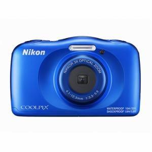 ニコン COOLPIX W150 BL デジタルカメラ   ブルー