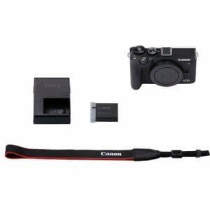 キヤノン EOSM6MK2 BODYBK ミラーレスカメラ EOS M6 Mark II (ブラック)