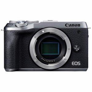 【クリックで詳細表示】キヤノン EOSM6MK2 BODYSL ミラーレスカメラ EOS M6 Mark II (シルバー)