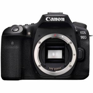 デジタル一眼カメラ キヤノン デジタル一眼レフカメラ 一眼レフカメラ フルハイビジョン 光学ファインダー EOS90D ブラック