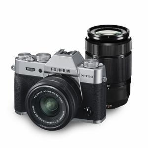 富士フイルム FXT30 WLK S ミラーレス一眼カメラ Xシリーズ  シルバー