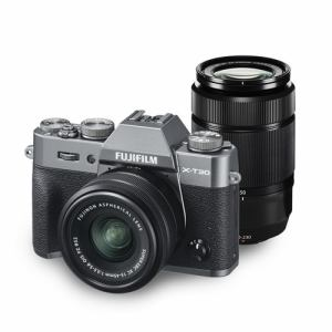 富士フイルム FXT30 WLK CS ミラーレス一眼カメラ Xシリーズ  チャコールシルバー