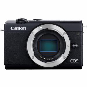 キヤノン EOSM200 BODYBK ミラーレスカメラ EOS M200  黒