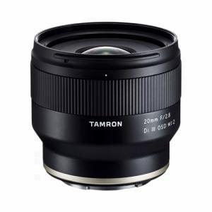 タムロン 20mm F/2.8 Di III OSD M1:2 (Model F050) 交換用レンズ