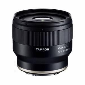 タムロン 35mm F/2.8 Di III OSD M1:2 (Model F053) 交換用レンズ