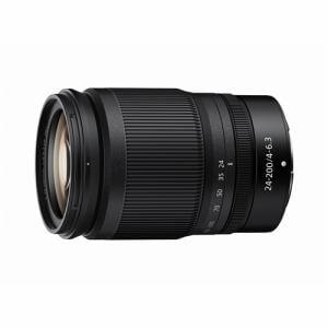 ニコン NIKKOR Z 24-200mm f/4-6.3 VR レンズ NIKKORZ