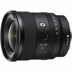 ソニー SEL20F18G デジタル一眼カメラアルファ(Eマウント)用レンズ
