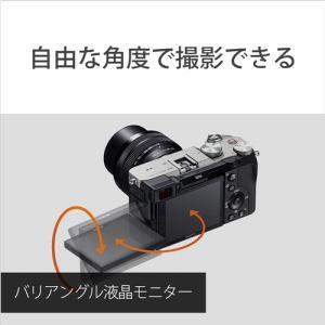 ソニー ILCE-7C B α7C ミラーレス一眼カメラ ボディ ブラック