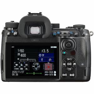 リコーイメージング K-3Mark3 ボディキット デジタル一眼レフカメラ PENTAX  ブラック