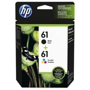 ヒューレットパッカード インクカートリッジ HP61コンボパック (ブラック&3色カラー) CR311AA