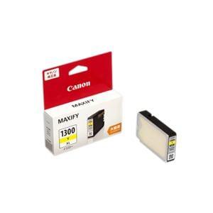 Canon インクタンク 大容量イエロー 【純正】 PGI-1300XLY