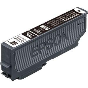 エコリカ ECI-E70L-B ICBK70L 互換リサイクルインクカートリッジ ブラック