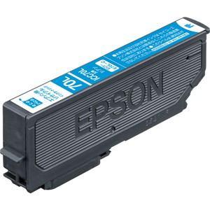 エコリカ ECI-E70L-C ICC70L 互換リサイクルインクカートリッジ シアン