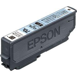 エコリカ ECI-E70L-LC ICLC70L 互換リサイクルインクカートリッジ ライトシアン