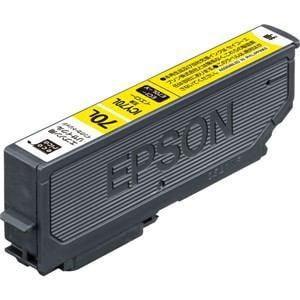 エコリカ ECI-E70L-Y ICY70L 互換リサイクルインクカートリッジ イエロー