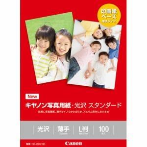 キヤノン SD-201L100 【純正】写真用紙・光沢 スタンダード L版 100枚
