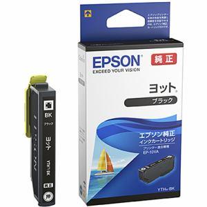 エプソン YTH-BK 【純正】インクカートリッジ ブラック